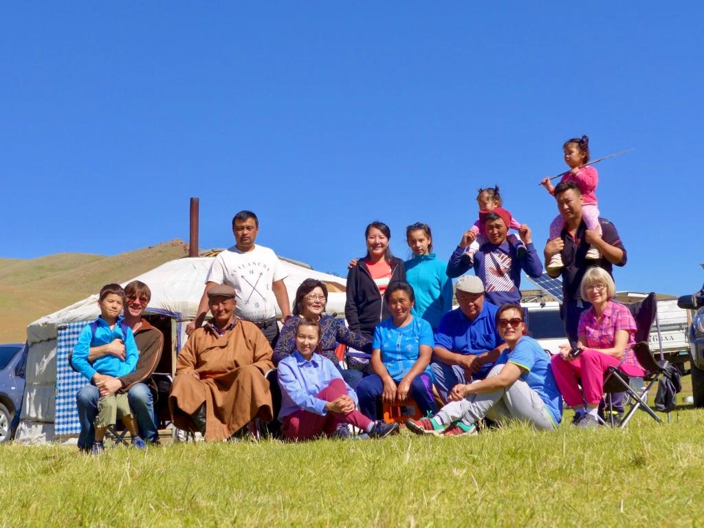 Mit uns erleben Sie die Ursprünglichkeit der Mongolei