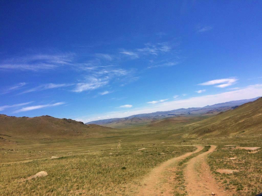 Auf dem mongolischen Autobahn, Meine Mongolei - Ihre Mongolei Reise