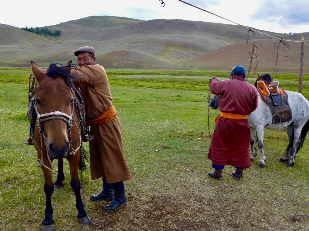 Authentische Erlebnisreisen in die Mongolei.